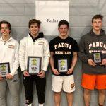Wrestlers finish 7th at North Coast Classic
