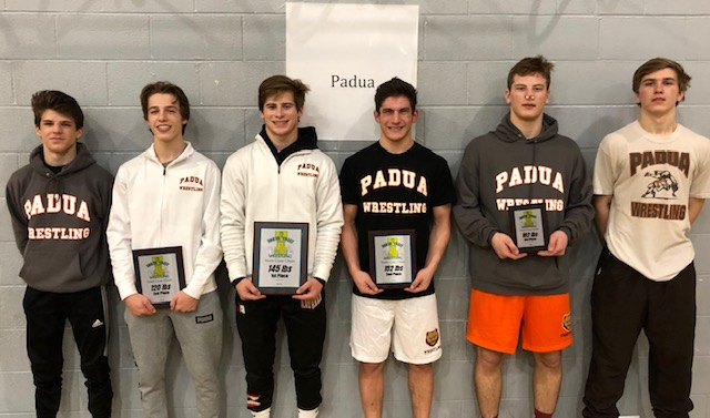 Wrestlers finish 7th at North Coast Classic
