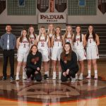 Girls Junior Varsity Basketball beats Walsh Jesuit 46 – 37
