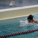 Girls Swimming Defeats WRA and Boys Tie in Dual Meet