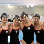 Swimming Photos from Dual Meet at Parma
