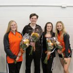 Swimming Sweeps Vermilion and Crestwood on Senior Night