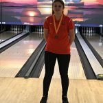 Girls Bowling finishes 13th place at Brush Arc Tournament/ Hannah Tahsler finishes 5th