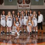 Girls Freshman Basketball beats St. Joseph Academy 34 – 29