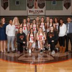 Girls Varsity Basketball falls to Walsh Jesuit 46 – 38