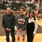 Balazy Signs with Lake Erie College