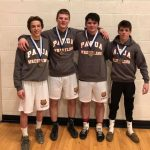 Wrestlers finish 2nd @ NCL's, have 9 Placers at Event