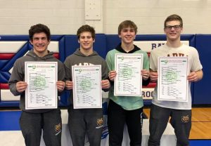 Bay Sectional Wrestling Photos