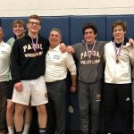 5 Senior Wrestlers Punch Tickets to States