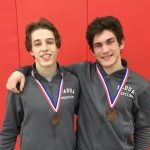 Balazy and McNulty place 8th in Division II Wrestling