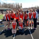Lady Bruins Track Team Claims Lakeside Invite Title; Boys Finish 3rd