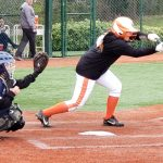 Softball Photos from Spring Break and CCC DH
