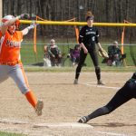 Lady Bruins turn back Lake Catholic 10-3