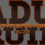 Spring Athletes Recognized for Accomplishments