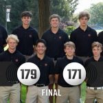 Boys Varsity Golf Falls to Western Reserve Academy