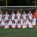 Girls Junior Varsity Soccer falls to Lake Catholic 5 – 2