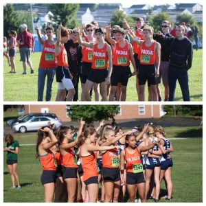 Cross Country Photos from 8.24 and 8.31
