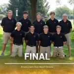 Bruin Golfers defeat WRA in Close Dual Match