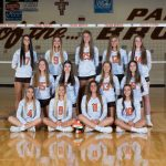 Lady Bruins Sweep Lady Lions