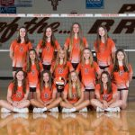 Girls Freshman Volleyball beats Notre Dame-Cathedral Latin 2 – 0