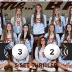 Lady Bruins have scare but pull out Victory in Five Sets