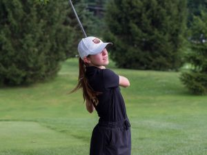Girls Golf Season Photos