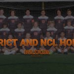 Boys Soccer Team Honored by All District and All NCL Awards
