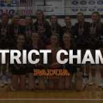 Lady Bruins Sweep Mustangs; Claim 13th Consecutive District Championship