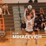 Ella Mihacevich chosen as 2nd team AVCA Under Armour All American