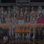 Girls Basketball CYO Night – Wednesday December 11th