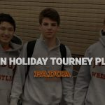 Three Wrestlers Place at Hudson Holiday Tournament