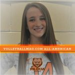 Samantha Ott Adds All-American Status to her Volleyball Resume