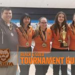 Two Lady Bruin Bowlers claim hardware at Black and Gold Tourney