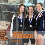 Cohagan Captures NCL 100 Freestyle Title; NCL Swimming Recap