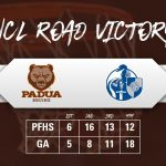 Three Lady Bruins Score in Double Figures, Defeat Lady Lancers on Road