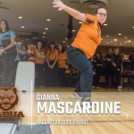 Mascardine Claims GCIBL Honor
