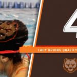 Four Lady Bruin Swimmers Punch Tickets to Districts