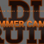 2020 Athletic Summer Camps – Now Open for Registration