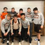 Bruin Wrestlers have 7 Placers at Sectional Tournament