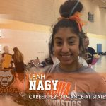 Nagy has Career Day at State Competition