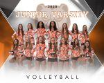 Girls Junior Varsity Volleyball falls to Wooster 2 – 0