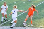 Girls Soccer Action Shots