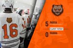 Bruins Skate past Parma in OHSAA Playoffs