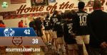 Bruins Lose Heart breaker to Gilmour in District Finals