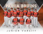 Junior Varsity Baseball falls to St Edward 6 – 3