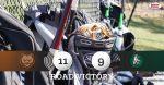 Varsity Baseball beats Lake Catholic 11 – 9