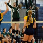 Dock Volleyball powers past the heat—and Cheltenham