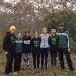 Girls XC finishes 9th at States