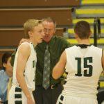 Boys V Basketball beat Morrisville 70-55