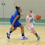 Girls Basketball falls to Phil-Mont 44-51